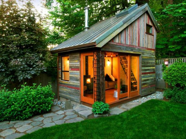 Amazing Cute Tiny Houses Ideas with Pictures