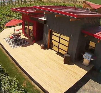 Living Luxury in a Big Tiny House