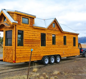 How To Build A Tiny House On A Trailer with Video