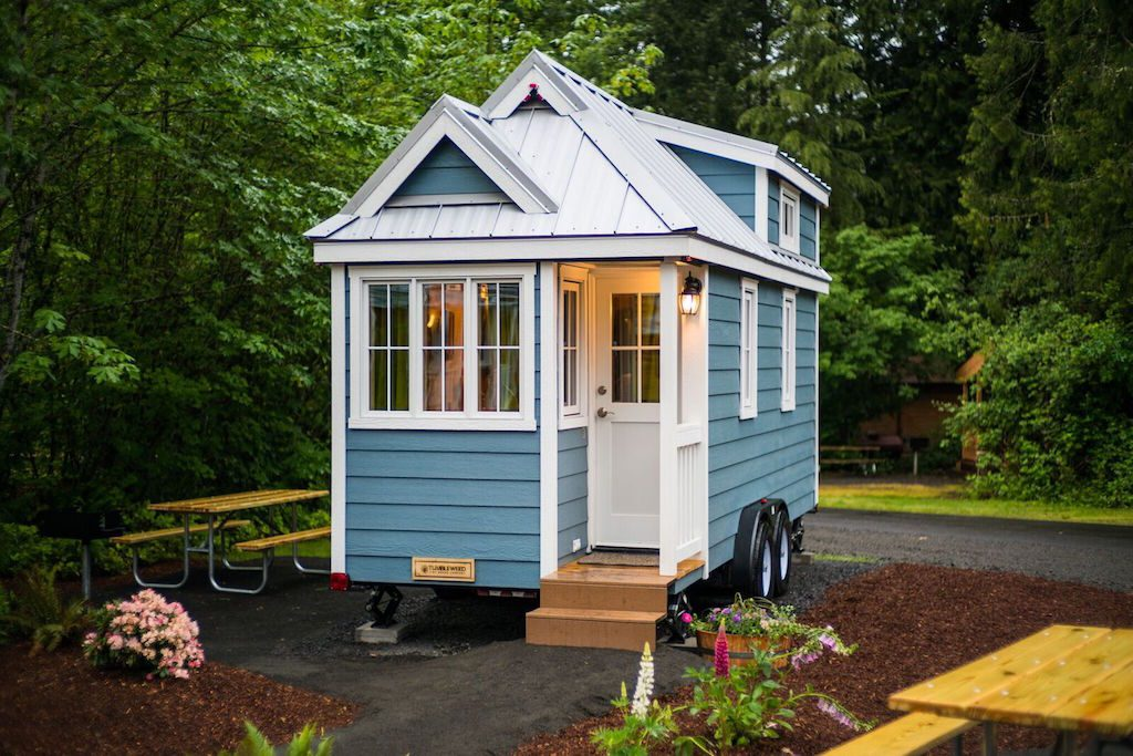 cheap tiny house