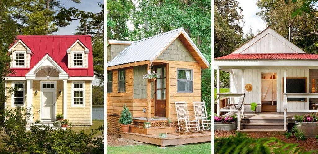 Amazing cute tiny houses ideas with pictures tiny houses for Amazing small houses
