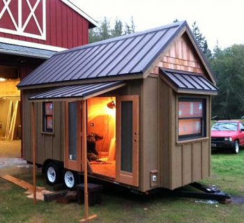 Diy Tiny House On Wheels, Consider These Things!