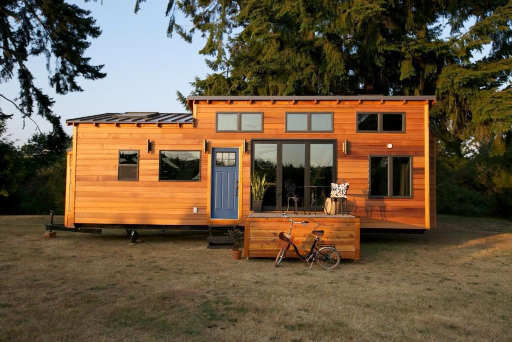 Swell Ideas And Pictures Of Hgtv Tiny House That Pack Style Tiny Houses Largest Home Design Picture Inspirations Pitcheantrous