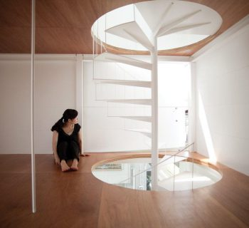 Japanese Tiny House for a Micro Living Style