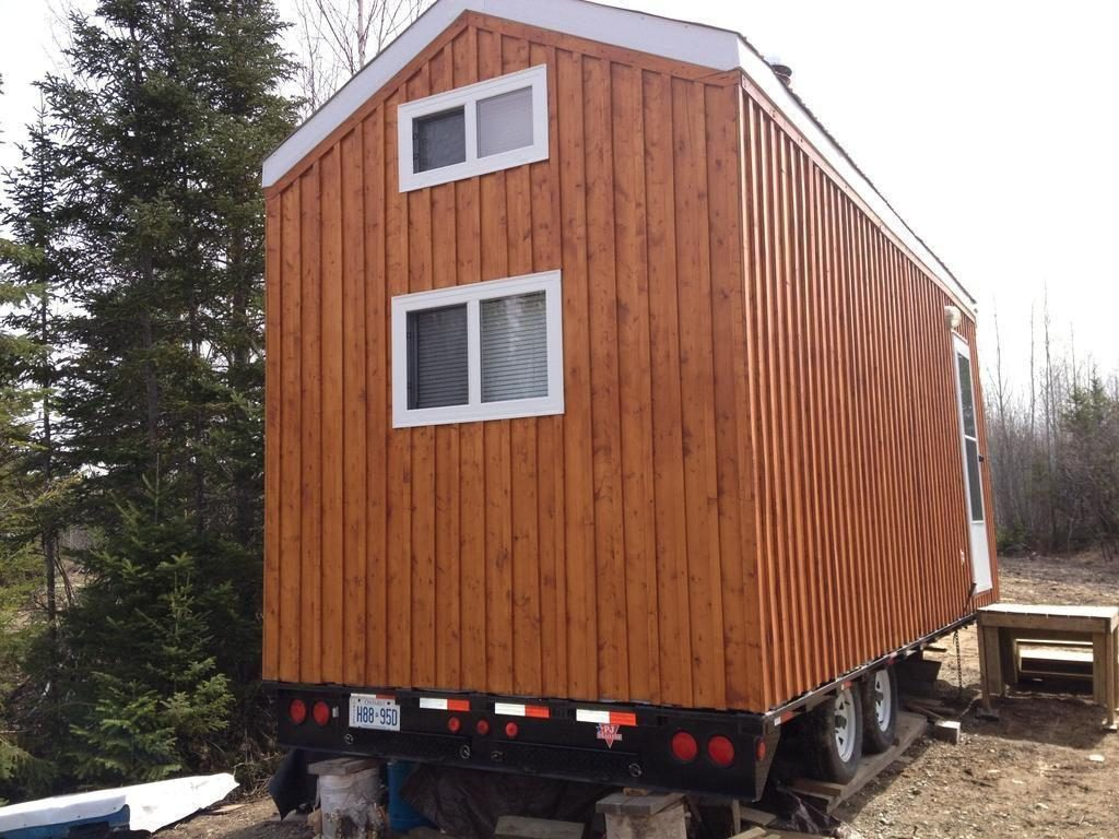 quality built tiny home