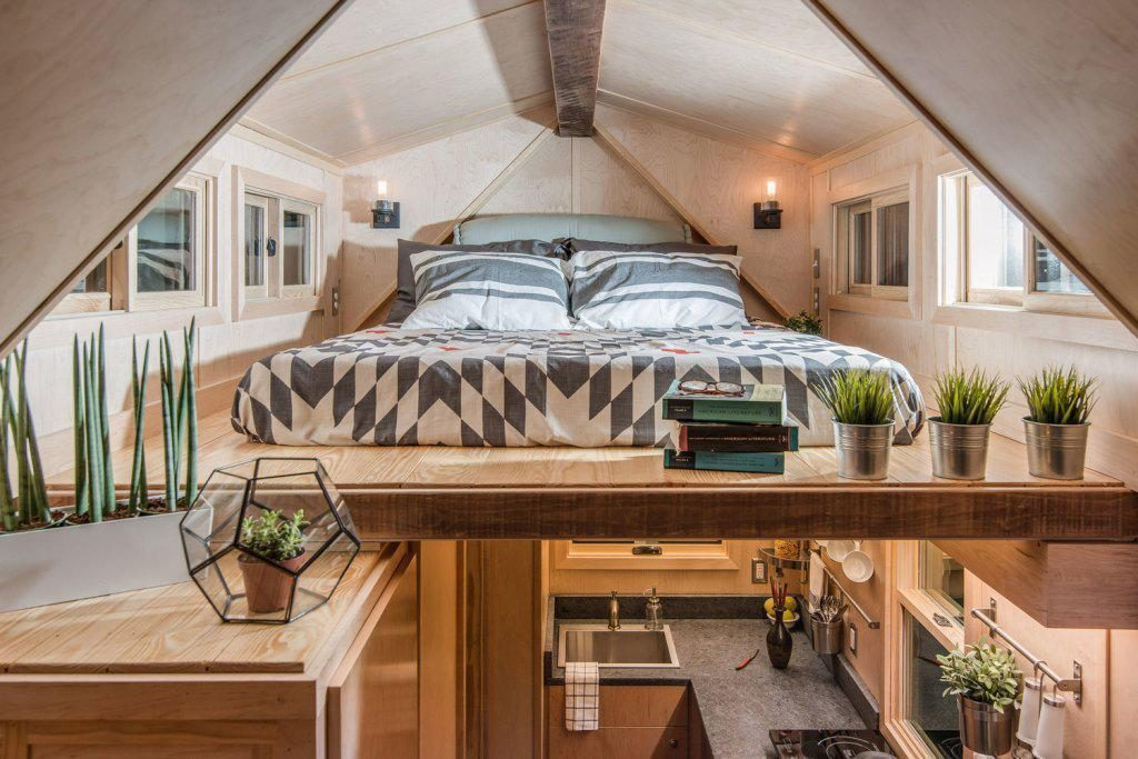 tiny house furnishings