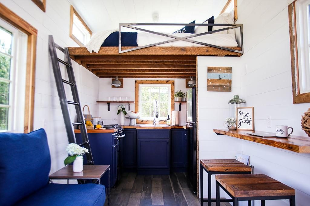The Space Saving Designs Of Tiny House Furniture Tiny Houses