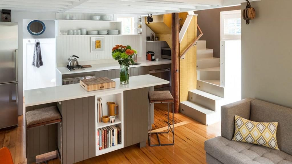 Space Efficient Tiny House Inside Ideas with Pictures — Tiny Houses