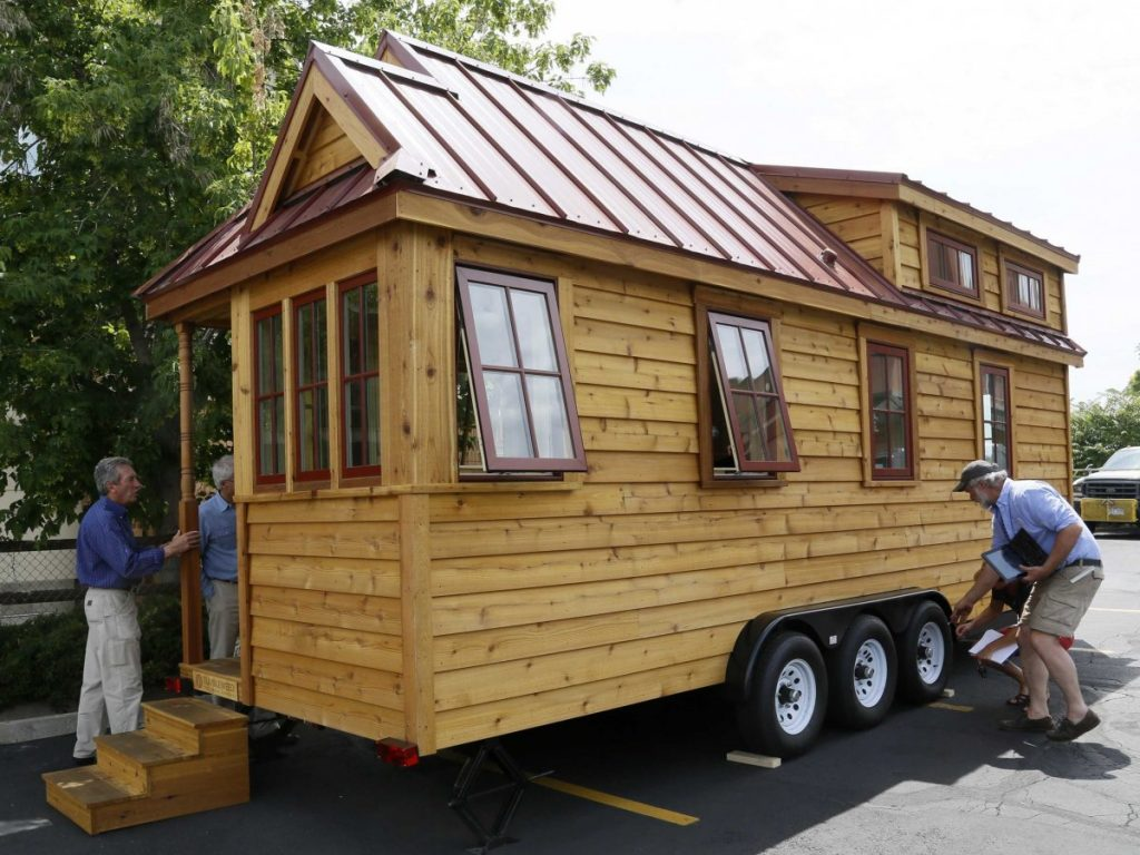 tiny house kits on wheels