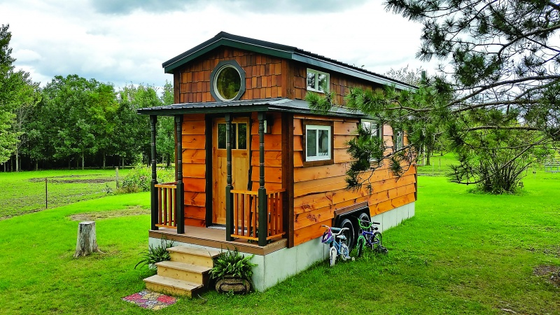 Getting Design Inspiration From Tiny House Nation Houses