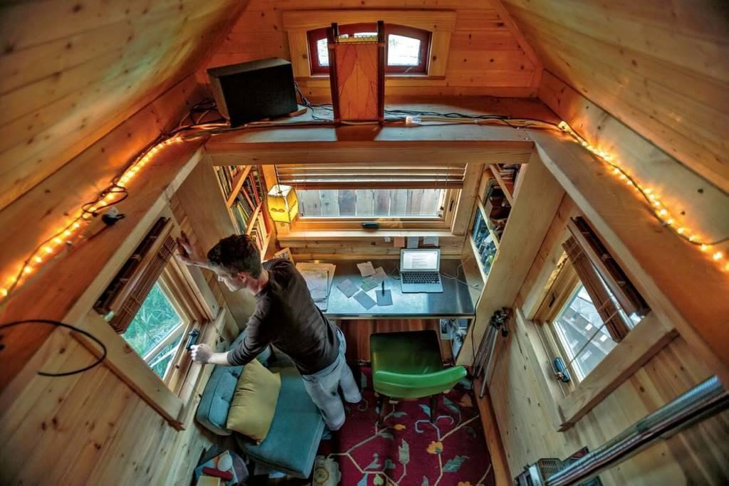 Exceptionnel Tiny House Office