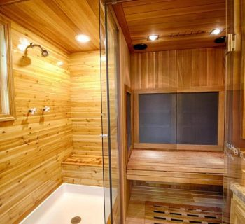The Most Common Tiny House Shower Ideas