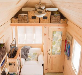 Tiny House Storage for Limited Space Solutions