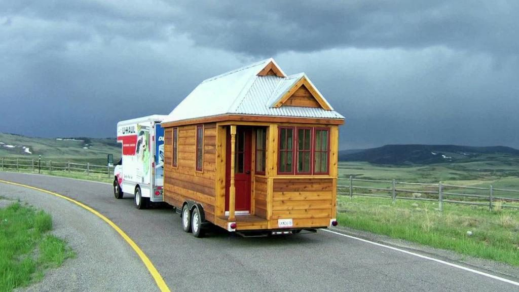 tiny houses on wheels