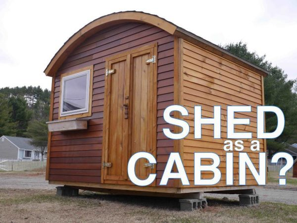 Some Interesting Parts of Tiny Shed House