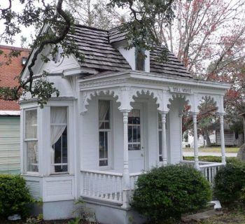 The Alluring Style Beauty of Victorian Tiny House