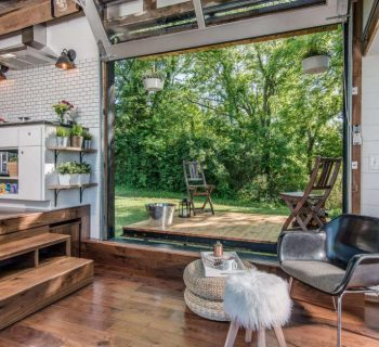 Space Efficient Tiny House Inside Ideas with Pictures